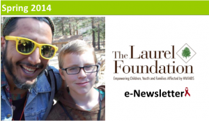 The Laurel Foundation spring newsletter