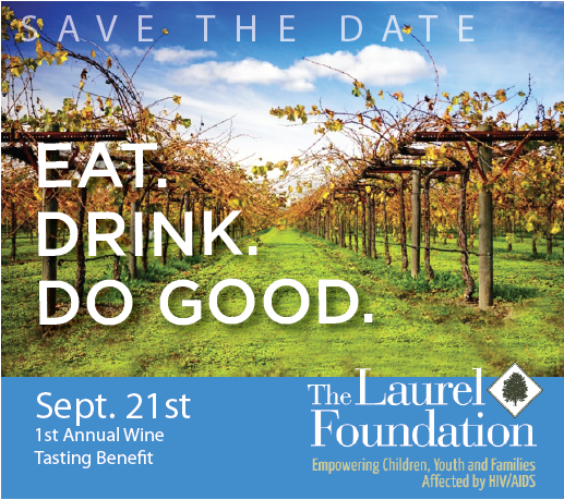 The Laurel Foundation Wine Event HIV AIDS