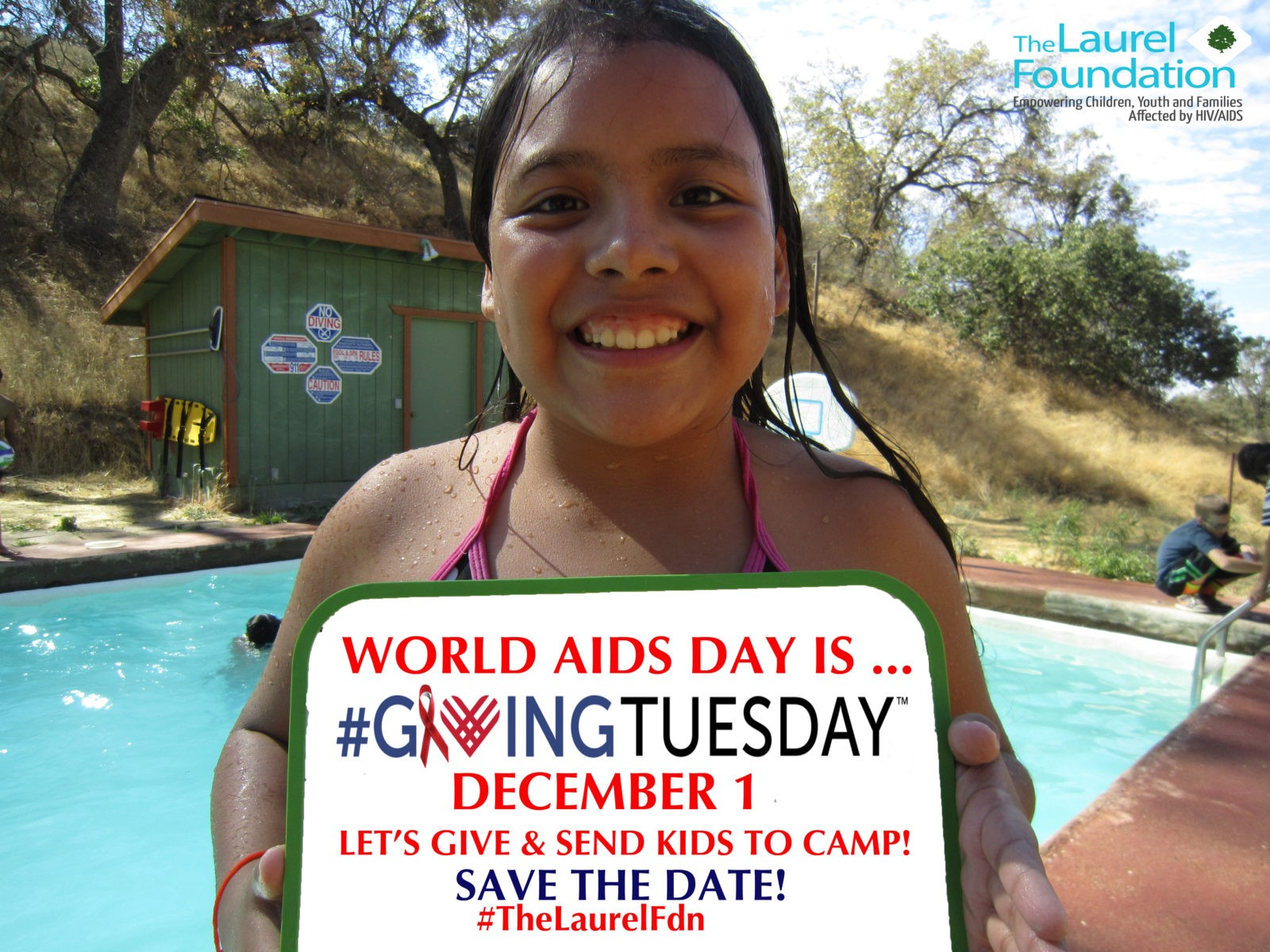 World AIDS Day is Giving Tuesday!