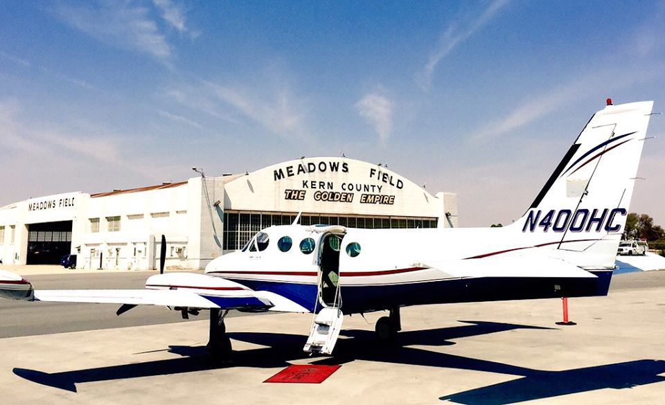 January Donor Spotlight – Angel Flight West!