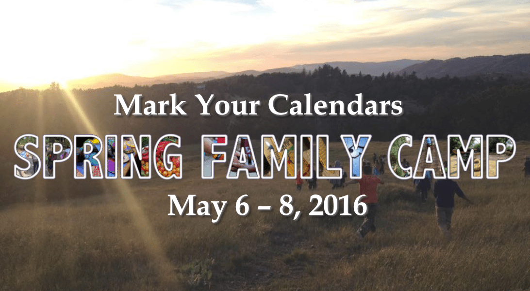 Spring Family Camp