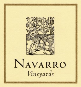 Navarro Vineyards - Logo